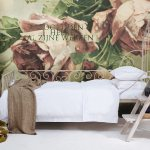 Ornate Metal Bed With White Bed Linen Buy Image 11130856 Living4media