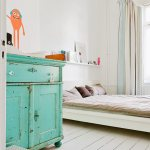 Shabby Chic Bedroom With Turquoise Buy Image 11277312 Living4media