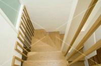 Stairwell with spiral staircase  Bild kaufen  living4media
