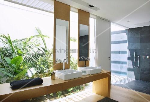Startseite Design Bilder – Modern Exotische Badezimmer Design India ...