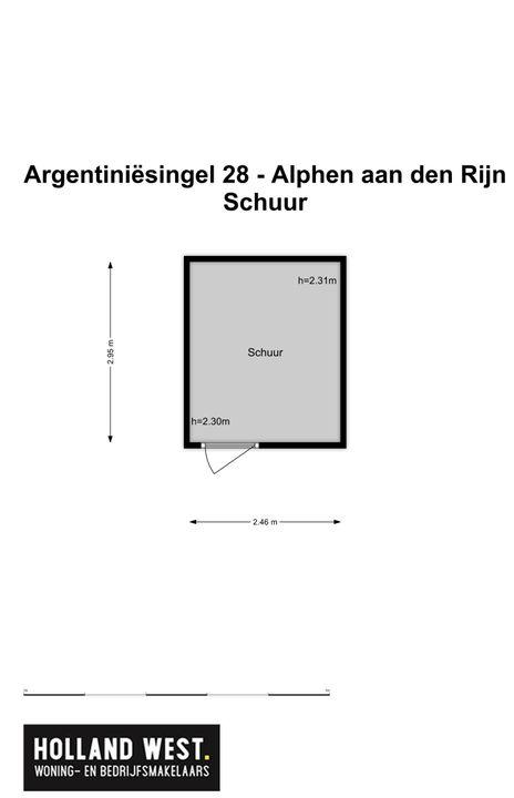 Argentiniesingel 28, Tussenwoning in Alphen Aan Den Rijn