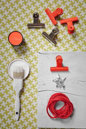 Craft Utensils For Making Clipboard Buy Image 13170443 Living4media