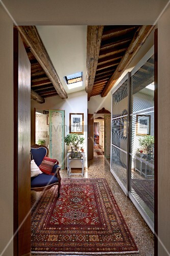 Orientteppich Moderne Mbel  Haus Deko Ideen