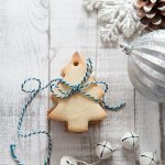 Stack Of Christmas Tree Shaped Biscuits License Images 12293981 Stockfood