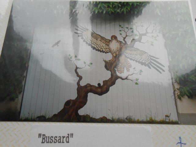 DIE SCHÖNSTEN BEMALTEN GARAGENTORE - Essen-Süd