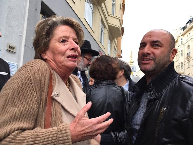 Ursula Stenzel Thema Auf Meinbezirk At