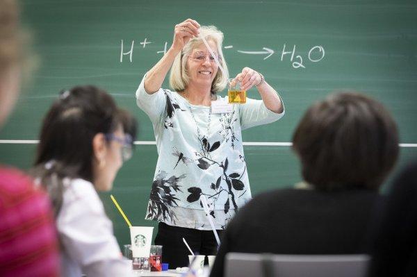 Bildung & Wissenschaft Science Education Day Ist
