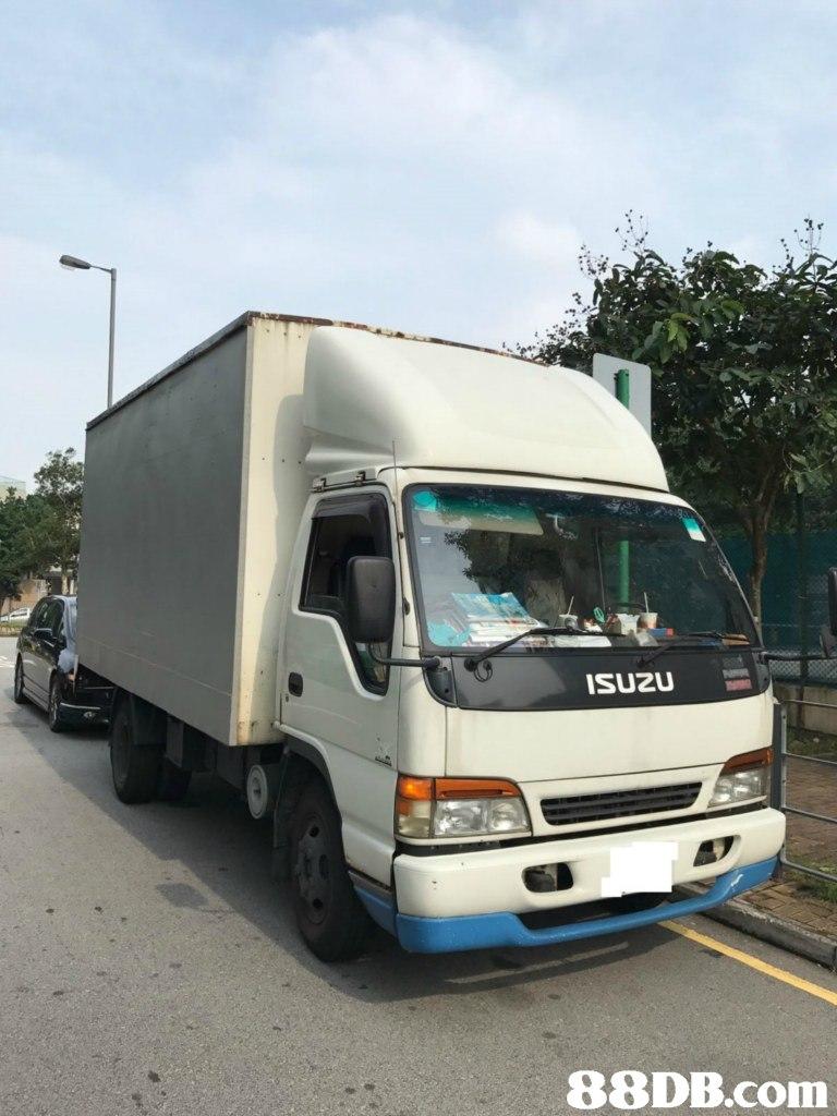 5.5噸貨車 9噸貨車 本地貨運 派貨服務 碼頭機場出入倉 代客交收 公司包月包車  - HK 88DB.com