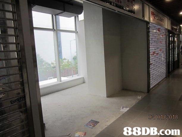 石門京瑞廣場1樓。大型連鎖快餐店側。 - HK 88DB.com