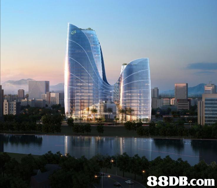 華策國際大廈寫字樓|回報率高|橫琴今後發展的黃金地段 - HK 88DB.com