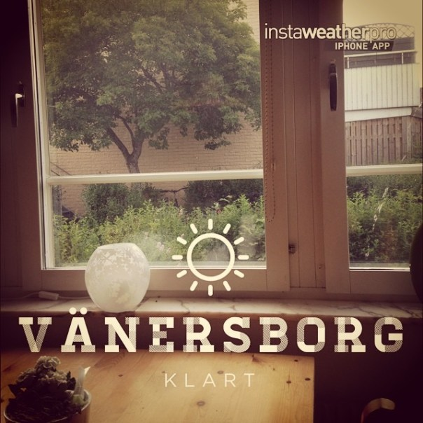 #instaweather #instaweatherpro #weather #wx #sky #outdoors #nature #world #love #beautiful #instagood #fun #cool #life #nice #vänersborg #sverige #day #spring #morning #se