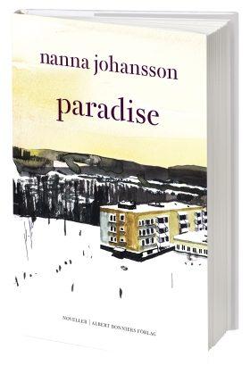 Omslag Paradise, Albert Bonniers förlag