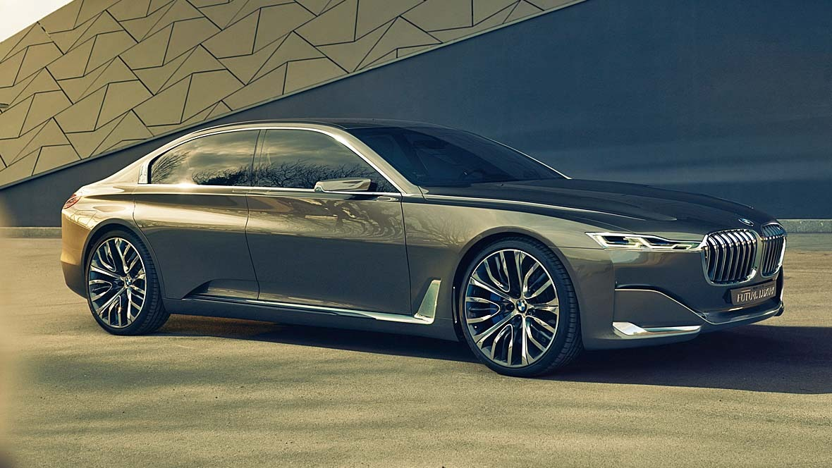 BMW Vision Future Luxury Concept  autohausde
