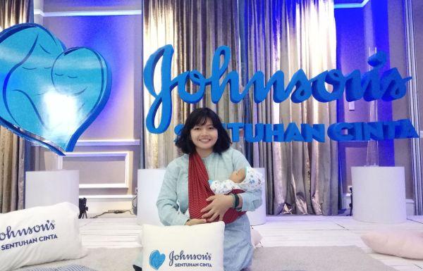 Johnson's Sentuhan Cinta
