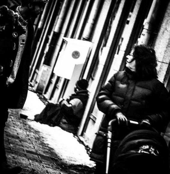 på gatan.foto BelleBlue©Photo 2013