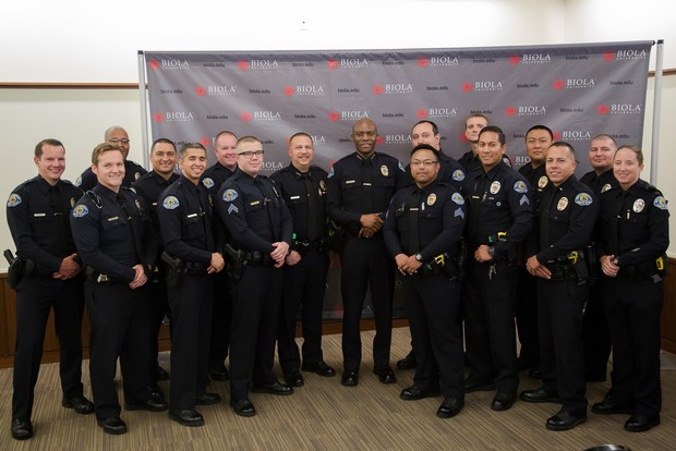 Biolas Chief of Campus Safety Named Campus Safety Director of the Year  Biola University
