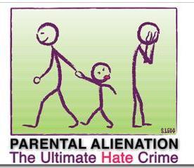 Parental Alienation Awareness Day 25 April.Danmark