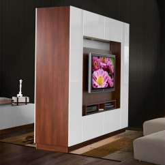 Mirror For Living Room Wall Country Style Rooms Ideas Bronson Divider - Unit | Contempo Space