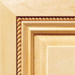 Kitchen Drawer Hardware French Lace Curtains Rope Molding Cabinet Door Construction Design | Decore.com