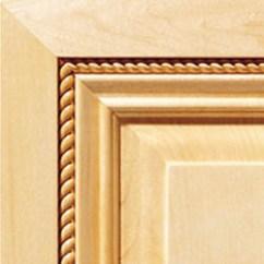 Glazed Kitchen Cabinets Door Hardware Rope Molding Cabinet Construction Design | Decore.com