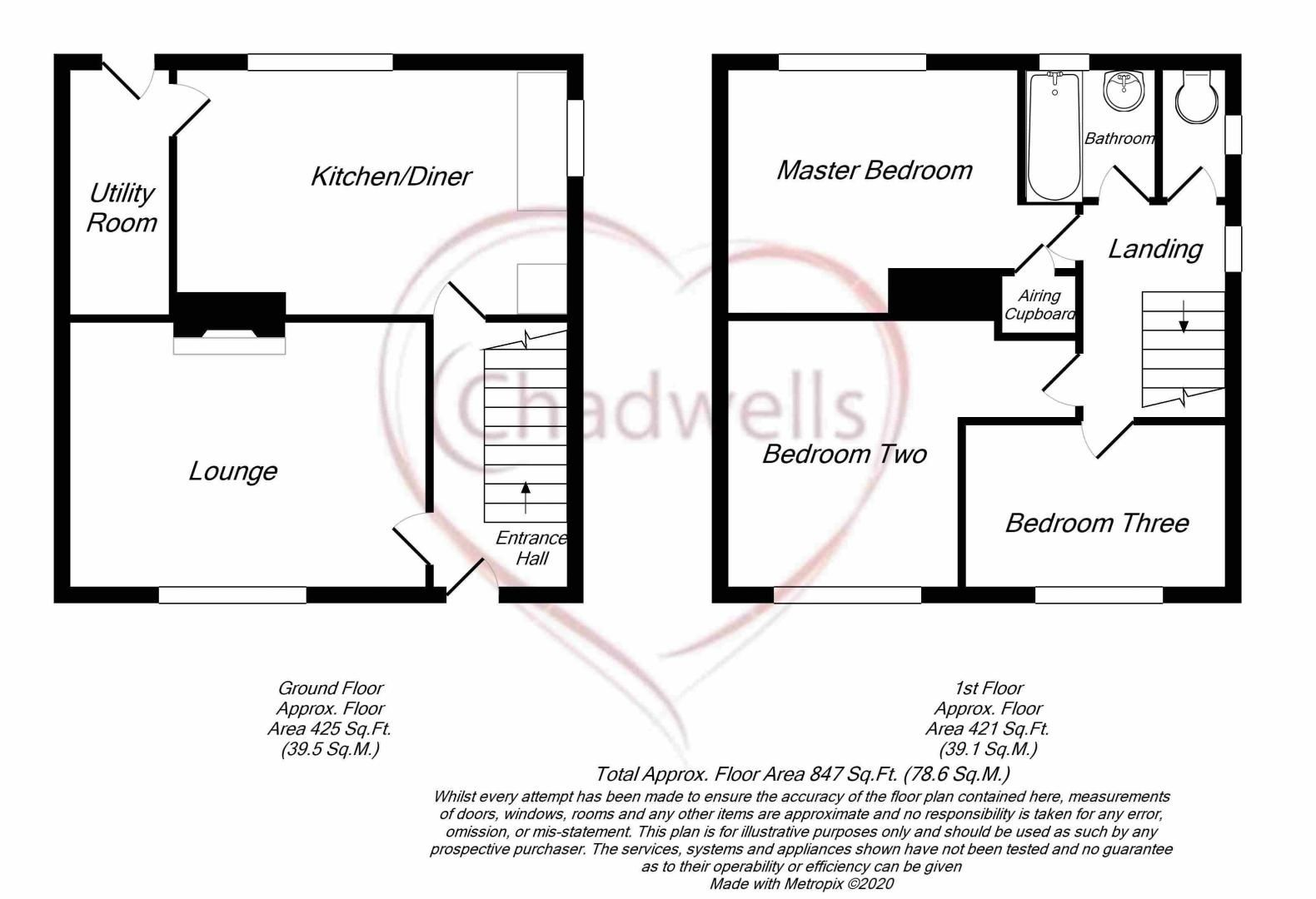 3 bed house for sale in Petersmith Drive, New Ollerton