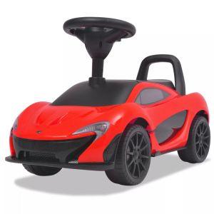 vidaXL Åkbil McLaren P1 röd