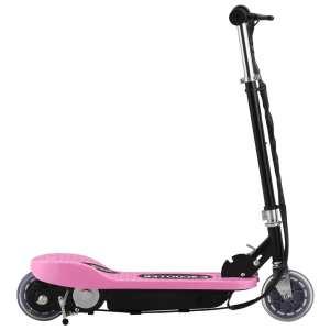 vidaXL Elektrisk sparkcykel 120 W rosa