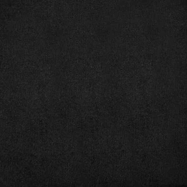 vidaXL Chesterfieldsoffa 2-sits sammet 146x75x72 cm svart
