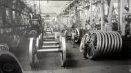 150 Jahre Kaiserreich: Das erste deutsche Wirtschaftswunder