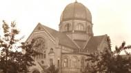 Zur Diskussion um den Wiederaufbau der Hamburger Bornplatzsynagoge