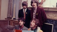 Inspirationsquelle: Die Beatles, hier im Jahr 1967 versammelt.