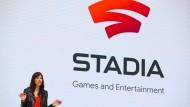 Jade Raymond, Chefin der neuen Streamingplattform von Google