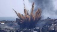 Raketen und Luftangriffe: Keine Anzeichen einer Deeskalation im Nahostkonflikt