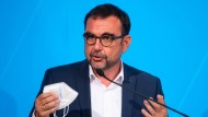 Der bayerische Gesundheitsminister Klaus Holetscheck (CSU)
