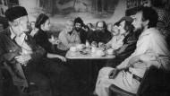 Fahrt mit Große Heuschrecke: Jaques Poulins Roman über Amerikas historische Brüche