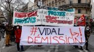 """Islamo-Gauchismus"": Marx, Macron und Mobutu"