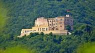 Seit 1832 mit der deutschen Geschichte besonders verbunden: das Hambacher Schloss