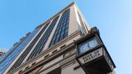 Goldman Sachs schließt 2020 mit hohem Gewinnzugang abren