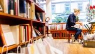 Buchhandlungen im Lockdown: Schlafen werden wir später