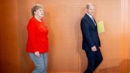 Merkels Machtverlust – Scholz' Strategie