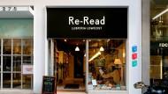 Diese Preise für gebrauchte Literatur schlagen alles: Blick in eine von neun Filialen der Buchhandelskette Re-Read in Barcelona