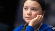 Von vielen bewundert, von vielen beschimpft: die schwedische Klimaaktivistin und Autistin Greta Thunberg