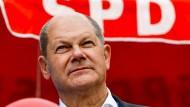 Kann sich jetzt doch vorstellen, SPD-Vorsitzender zu werden: Olaf Scholz