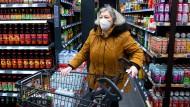Österreichs Supermärkte buhlen mit gratis FFP2-Masken
