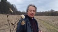 Der Patient stirbt gern früher für die Geopolitik: Begegnung mit dem Schriftsteller Maxim Ossipow