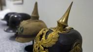Ist die Pickelhaube die prägende Metapher für das deutsche Kaiserreich?