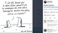 Inzest unter Pinguinen: Neuer Karikaturen-Streit in Frankreich