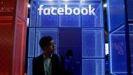 Facebook größte Wettbewerber kommen aus China: Hier zeigt der Konzern sein Gesicht auf der Internationalen Import Expo in Shanghai im November 2018.