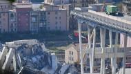 Die eingestürzte Brücke wird für immer in die Geschichte Genuas und der Vita Atlantias eingehen.