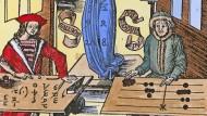"""Zuwächse im Zahlenraum: Thomas de Padovas Buch """"Alles wird Zahl"""""""